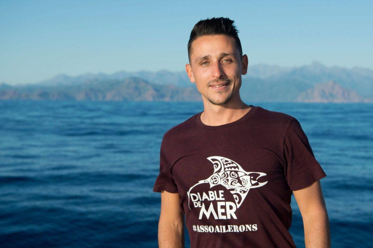 Interview de Matthieu Lapinski, président de l'Association Ailerons